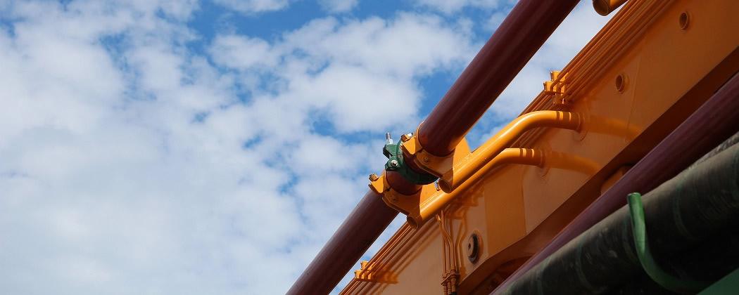 サクセス産業09:コンクリートミキサー車